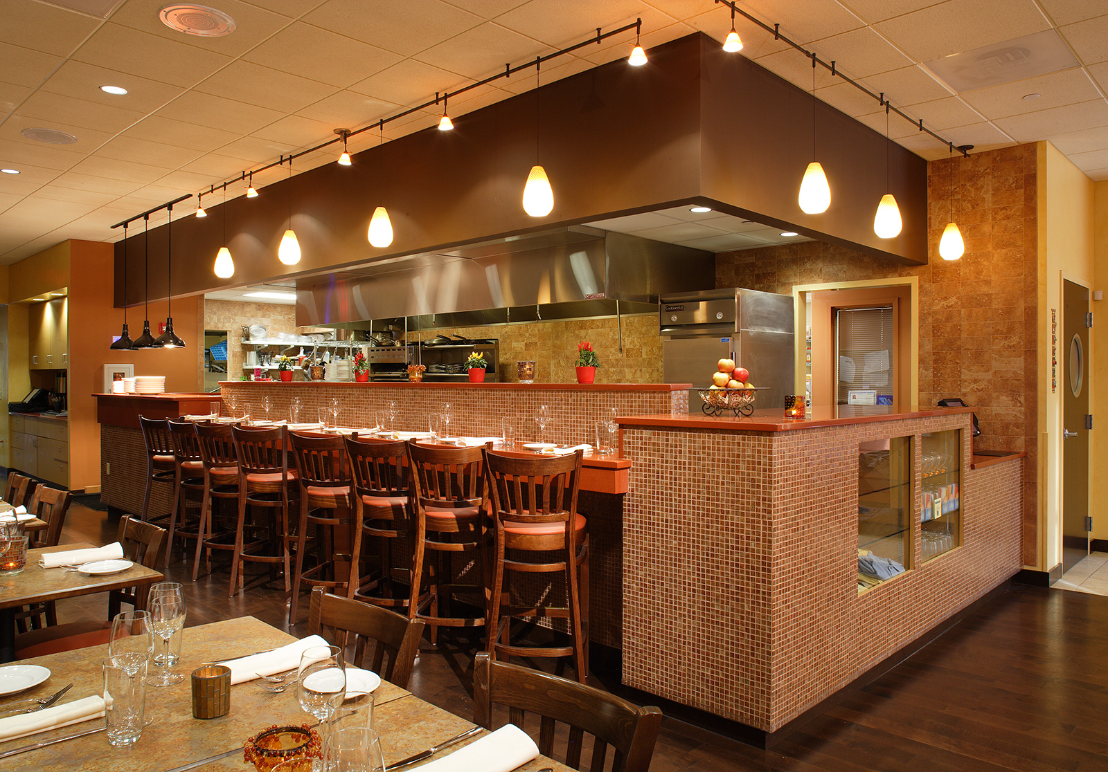 Seaviews Main Dining Room Restaurant  Galloway NJ